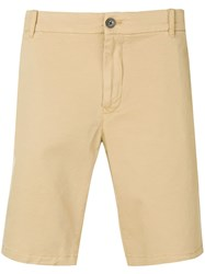 Calvin Klein Chino Shorts Brown