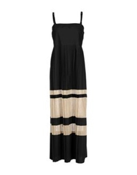 Tela Long Dresses Sand