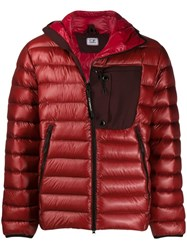 C.P. Company Cp Padded Jacket Red
