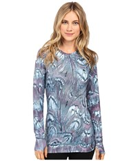 Burton Midweight Crew Feathers Women's Long Sleeve Pullover Multi