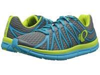 Pearl Izumi Em Road M 2 V2 Shadow Grey Algiers Blue Women's Running Shoes Gray