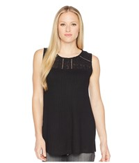 Aventura Clothing Carina Tank Top Black Sleeveless
