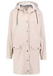 Mbym Fabiola Waterproof Jacket Pale Sand