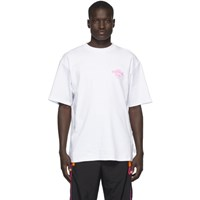 Gcds White Tropical Taste T Shirt