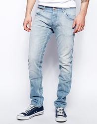 Wrangler Jeans Denim Performance Spencer Slim Fit Air Condition Aircondition