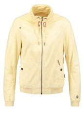 Khujo Ossa Summer Jacket Cream Light Yellow