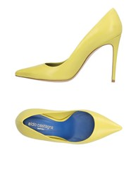 Aldo Castagna Pumps Acid Green