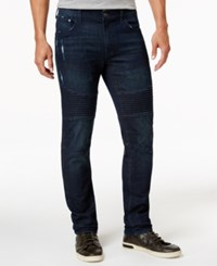 Ring Of Fire Men's Slim Fit Stanley Ronto Wash Jeans
