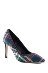 Lands' End Heeled Printed Pump Multi