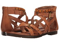 Sofft Boca Luggage Oyster Women's Sandals Brown