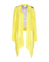 Who S Who Knitwear Cardigans Women Yellow