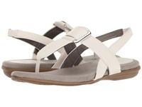 Lifestride Brooke White Sand Women's Sandals
