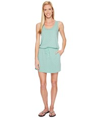 Carve Designs Aliso Dress Mint Sierra Women's Dress Green