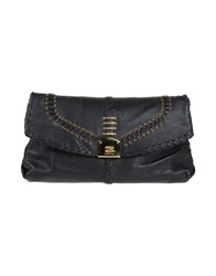Sergio Rossi Handbags Black