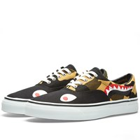 A Bathing Ape 1St Camo Shark Yank Sta Yellow