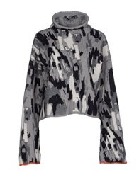 Just Cavalli Turtlenecks Grey