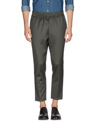 Nineminutes Casual Pants Military Green