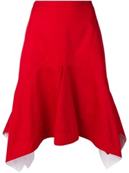 Calvin Klein 205W39nyc Flared Skirt