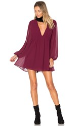 Show Me Your Mumu X Revolve Dakota Dress Wine