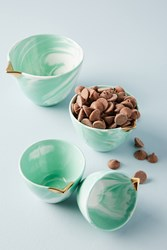 Anthropologie Pippa Measuring Cup Set Turquoise