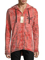 Robin's Jean Metallic Zip Cotton Hoodie Dublin