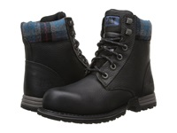 Caterpillar Kenzie Steel Toe Black Ventura Women's Work Lace Up Boots