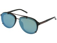 3.1 Phillip Lim Pl162c5sun Dark Green Bronze Green Mirror Fashion Sunglasses Blue