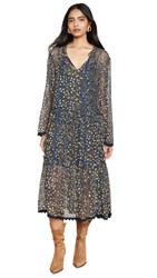 See By Chloe Dotty Dress Multicolor Blue