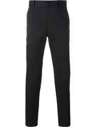 Gucci Stretch Gabardine Chinos Black