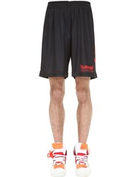 Hummel Willy Chavarria Mortensen Shorts Black