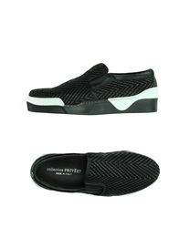 Collection Privee Collection Privee Sneakers Black