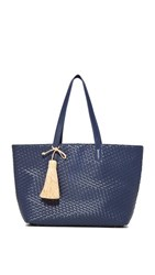 Deux Lux Hudson Classic Tote Navy