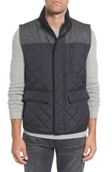 Vince Camuto Quilted Vest Black