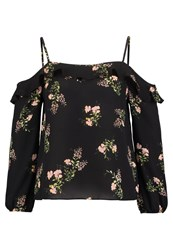 Dorothy Perkins Blossom Blouse Multi Bright Multicoloured