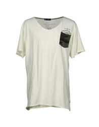 North Sails T Shirts Ivory