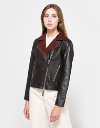 Wood Wood Jacki Jacket Seal Brown