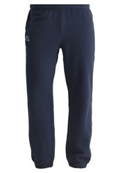 Kappa Romegius Tracksuit Bottoms Navy Dark Blue