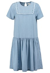 Little White Lies Suki Summer Dress Light Blue