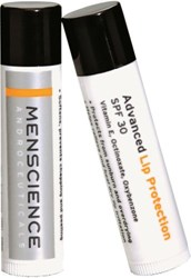 Menscience Advanced Lip Protection Spf Colorless