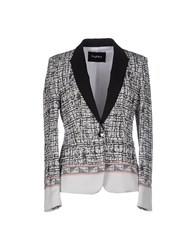 Byblos Suits And Jackets Blazers Women White