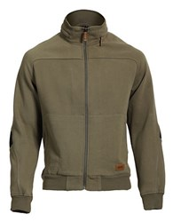 Jeep Full Zip Sweatshirt Green