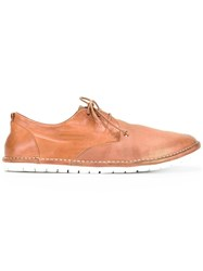 Marsell Lace Up Shoes Nude Neutrals