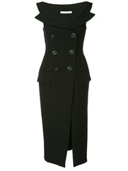 Camilla And Marc Tailored Dress Black