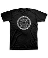 Element Men's Graphic Print T Shirt Black
