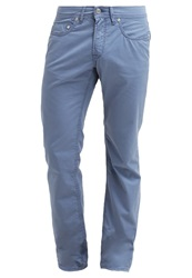 Baldessarini Jack Regular Fit Straight Leg Jeans Blaubeige Blue