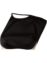 La Perla 'Leisuring' Camisole Crop Top Black