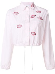 Jimi Roos Kiss Shirt White