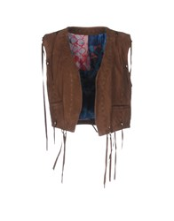S.W.O.R.D. Jackets Brown
