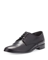 Vince Maye Leather Lace Up Oxford Black