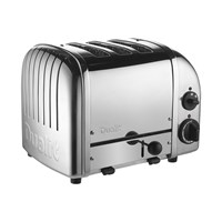 Dualit 2 1 Combi Toaster Stainless Steel